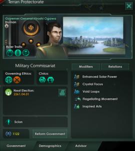 Government - Stellaris Wiki