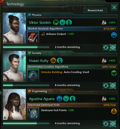 Technology - Stellaris Wiki